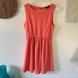 Forever 21 Pink Midi Dress